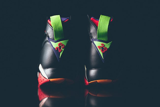 Air Jordan 7 Marvin the Martian Releasing