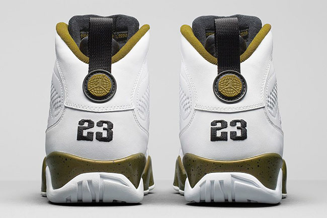 Air Jordan 9 The Spirit