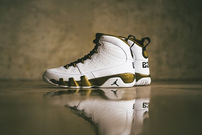 Air Jordan 9 The Spirit Retro
