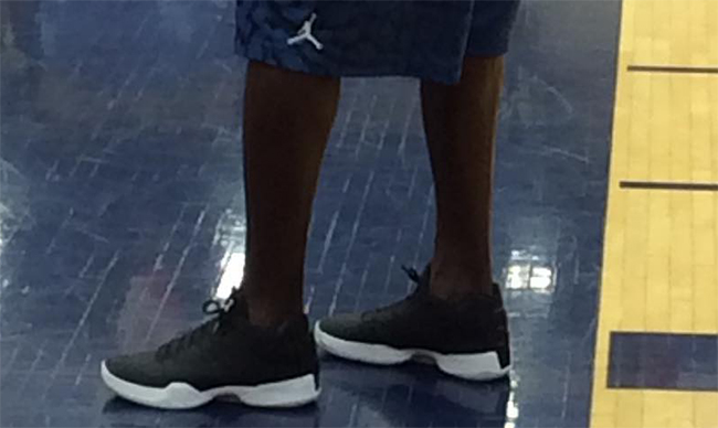 Air Jordan XX9 Low Black White