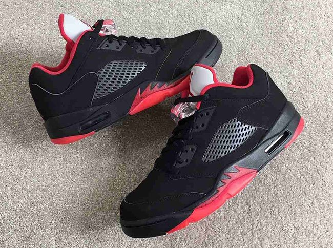 Air Jordan 5 Low Alternate 90 Retro