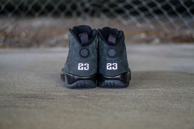 Air Jordan 9 Anthracite 2015 Retro