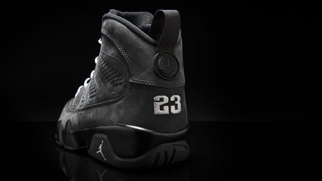 black 9s jordan