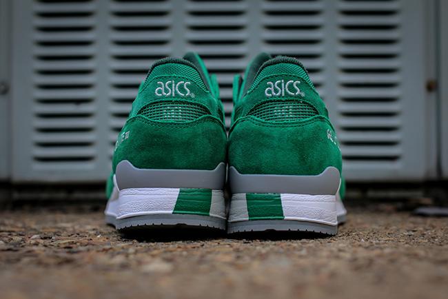 Asics Gel Lyte III Green