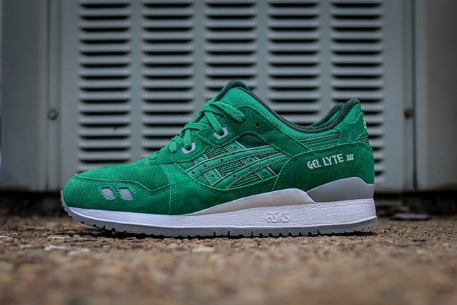 best cool outlet te koop heet product Asics Gel Lyte III Green | SneakerFiles