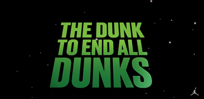 Blake Griffin Marvin the Martian Slam Dunk Contest