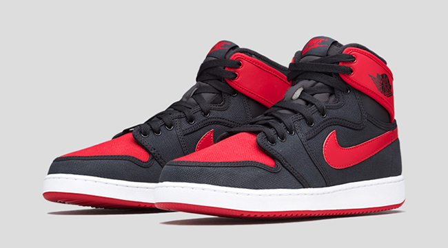 Bred Air Jordan 1 KO High OG Release