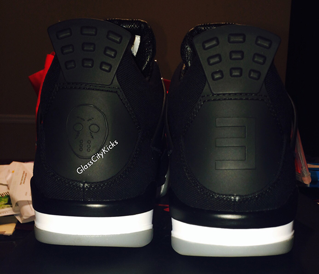 Eminem Air Jordan 4 Marshall Mathers