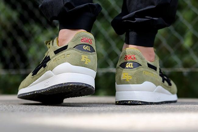 Footpatrol Asics Gel Lyte III Squad On Feet
