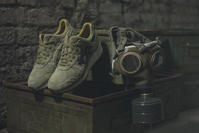 Footpatrol Asics Gel Lyte III Squad Release Date