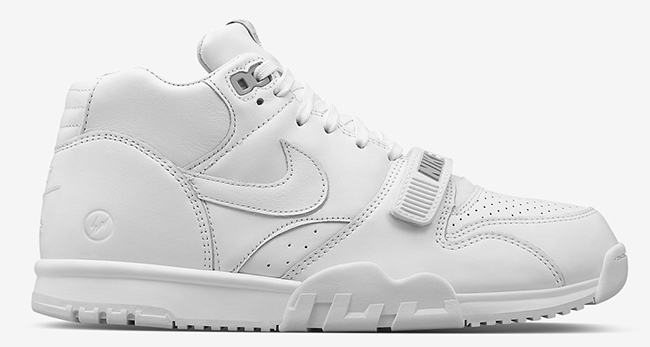 another chance 1af69 ea9d0 Fragment Design Nike Air Trainer 1 US Open