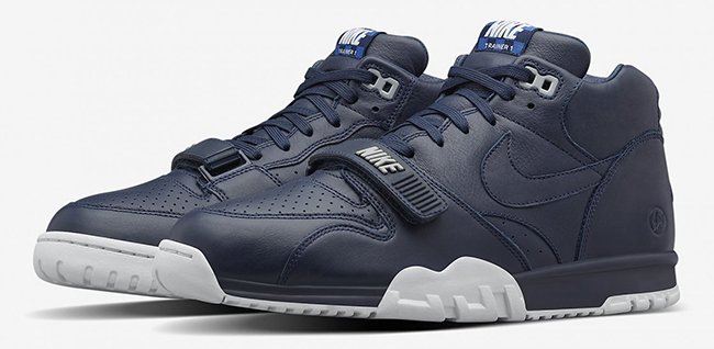 another chance a33f9 7a0b3 Fragment Design Nike Air Trainer 1 US Open