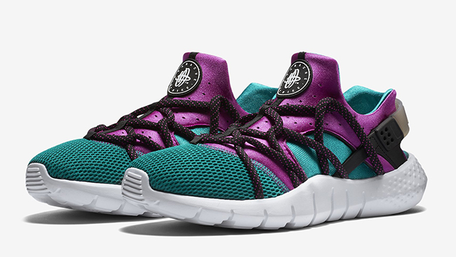 quality design 1c0a4 e5ddf Nike Air Huarache NM Fuchsia Flash
