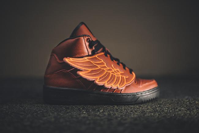 Jeremy Scott adidas JS Wings Basketball