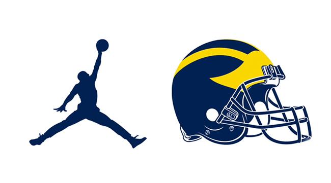 Jordan Brand Signs University of Michigan Football