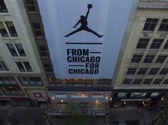 Jordan Brand Station 23 Chicago Opening