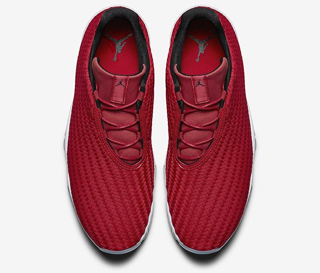 Jordan Future Low Gym Red
