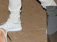 adidas Yeezy 350 Boost White