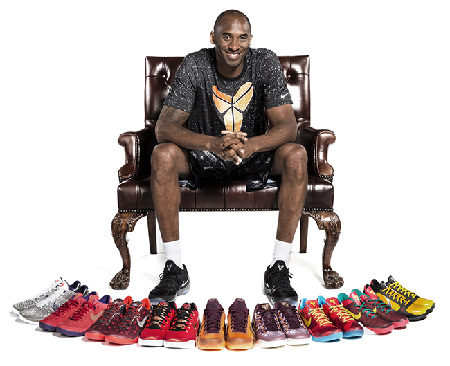 Nike Kobe China Collection