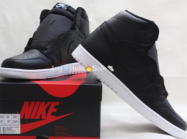 Air Jordan 1 Retro High OG Black White