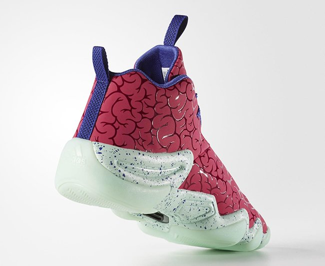 pretty nice 891b0 1e0fb The adidas Crazy 8 Night of the Ballin Dead Released Early hot sale