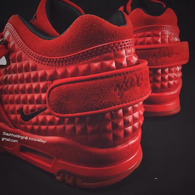 Nike Air Cruz Red