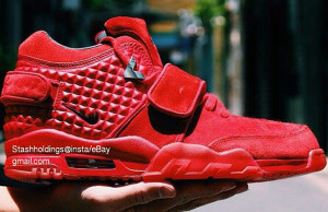 Nike Air Cruz Red October