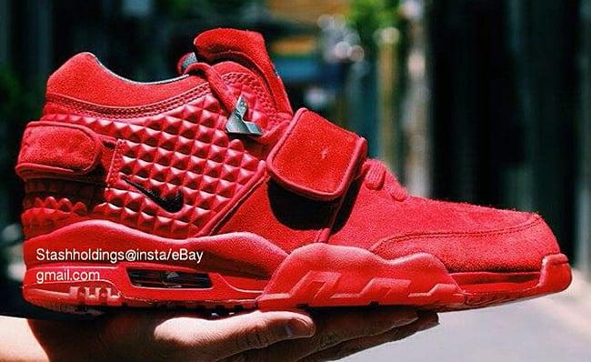 Nike Air Cruz Red October