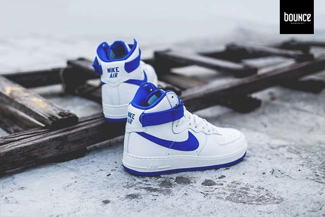 Nike Air Force 1 High OG Royal Blue Release Date