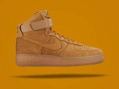 Nike Air Force 1 High Wheat 2015