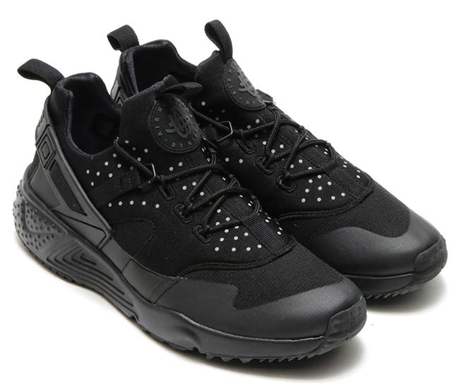 Nike Air Huarache Utility Black