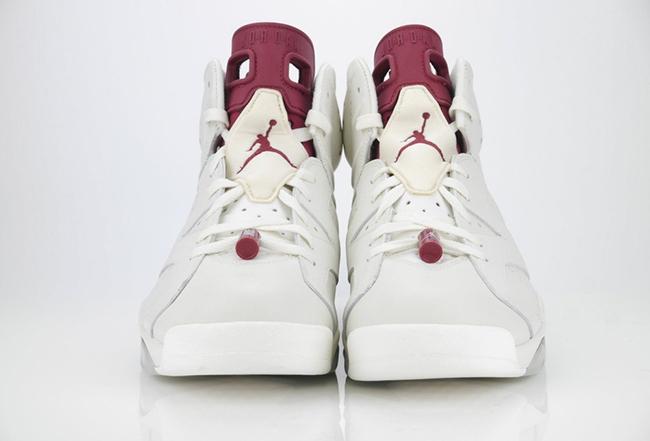 Air Jordan 6 Maroon Release Date