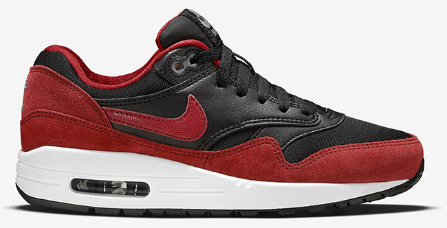 Nike Air Max 1 Bred Kids GS