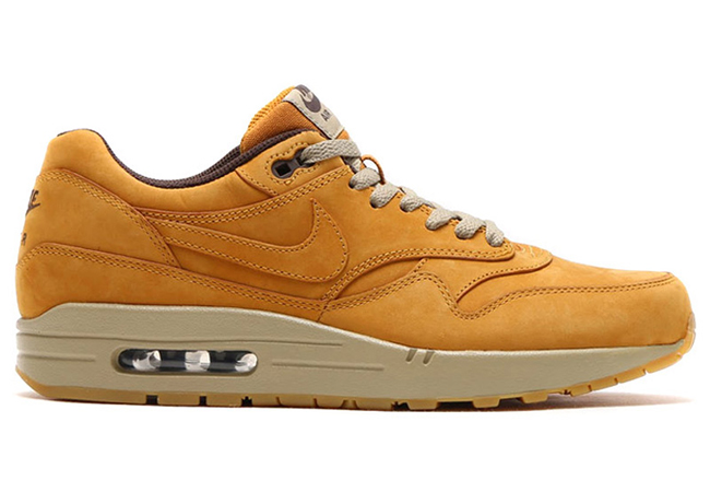 Nike Air Max 1 Wheat 2015