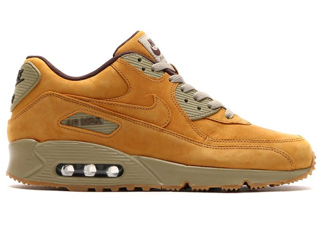 Nike Air Max 90 Wheat 2015