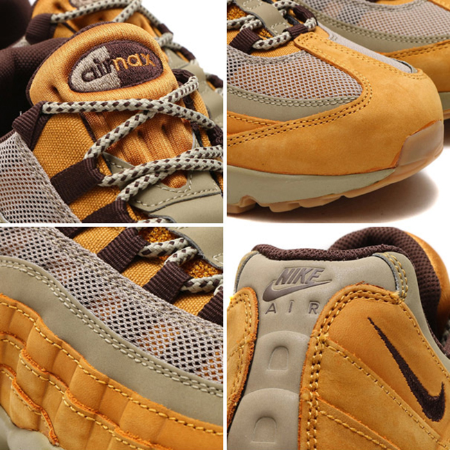 Nike Air Max 95 Wheat 2015