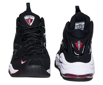 huge discount 2e3fe ebb68 Nike Air Pippen 1 Black Red 2015
