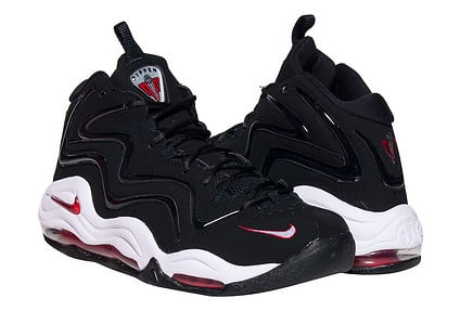 Nike Air Pippen 1 Black Red 2015