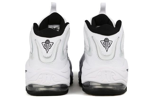 best service b6e6f 54d0f Nike Air Pippen 1 Retro White Black