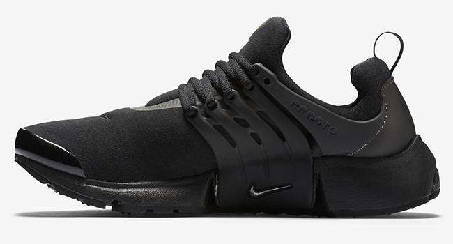 Nike Air Presto TP Fleece Black