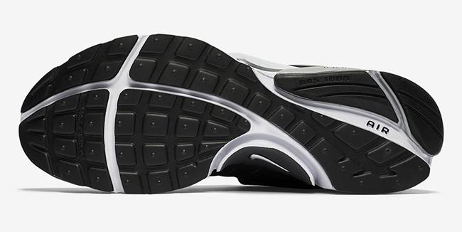 Nike Air Presto TP Fleece Heather Grey