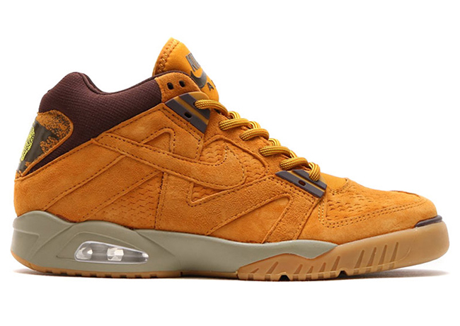 Nike Air Tech Challenge 3 Wheat 2015