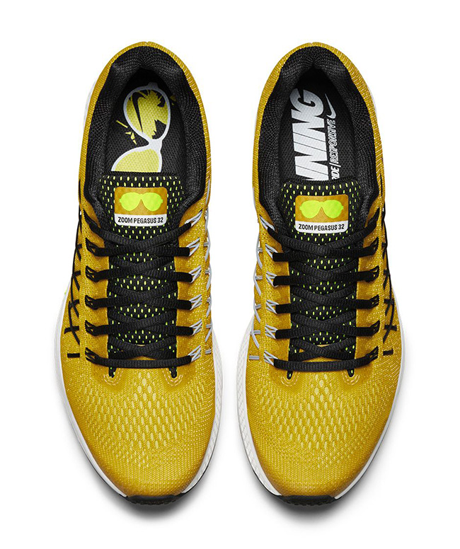Nike Air Zoom Pegasus 32 MGR Men Gold Rush