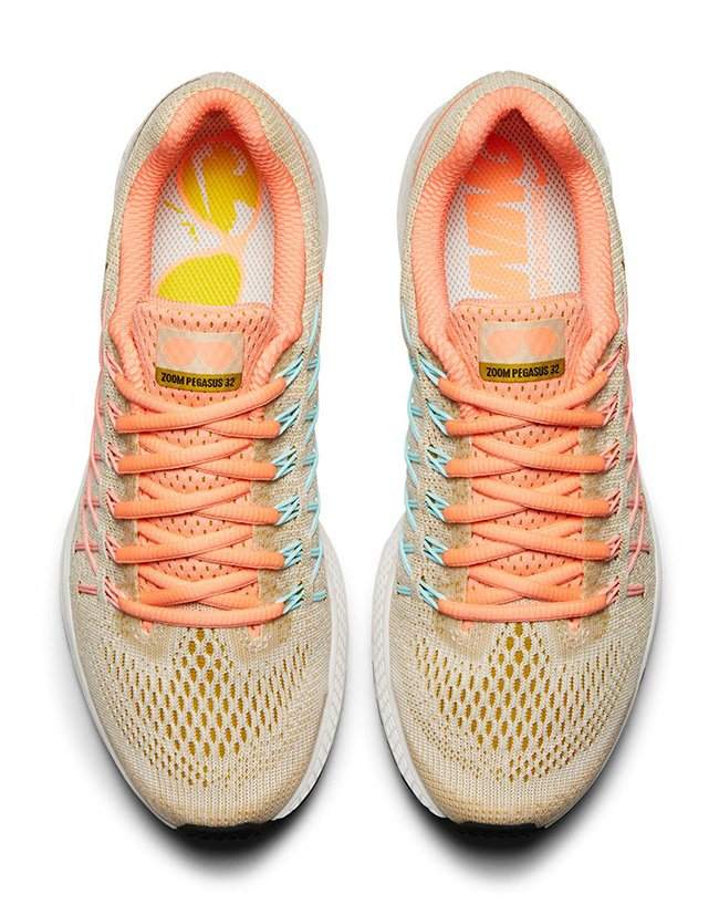 Nike Air Zoom Pegasus 32 MGR Womens Gold Rush