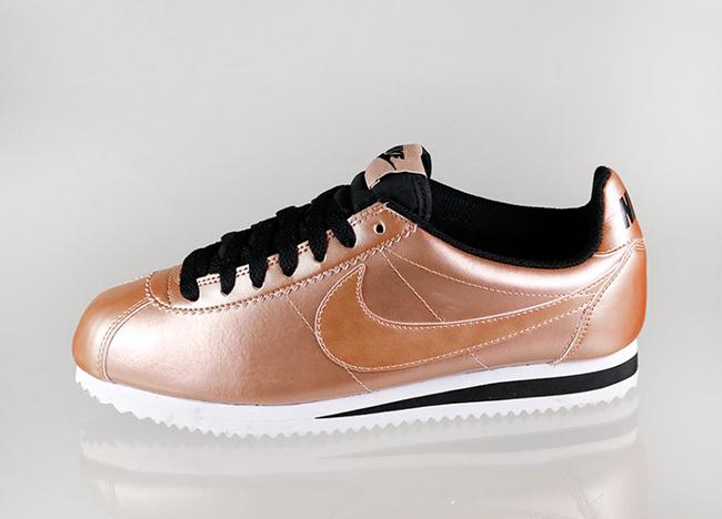 Nike Classic Cortez Asphaltgold