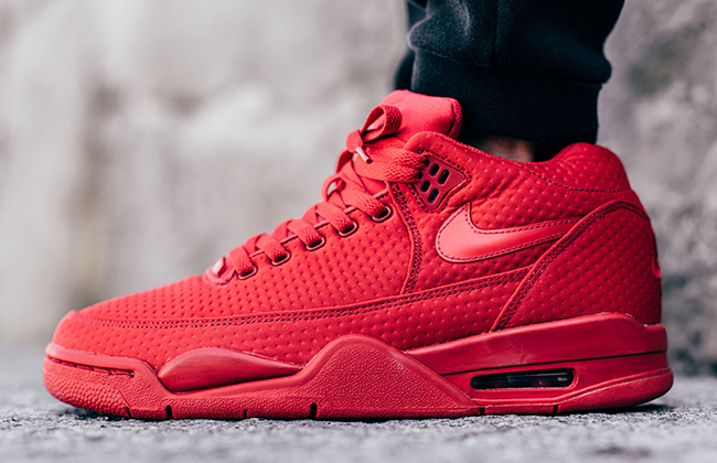 Nike Flight Squad Red October