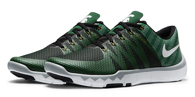 Nike Free Trainer 5.0 V6 Michigan State Spartans