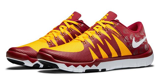 Nike Free Trainer 5.0 V6 USC Trojans
