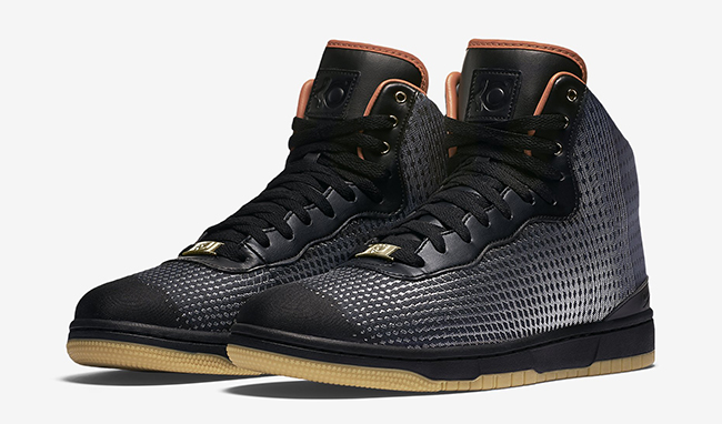 outlet store 734b9 6476b spain nike kd 8 nsw lifestyle black gum 391f8 79775