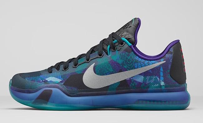 Nike Kobe 10 Overcome Release Date